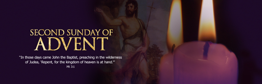 Advent - 2nd Sunday