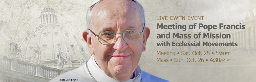 Meeting Of Pope Francis
