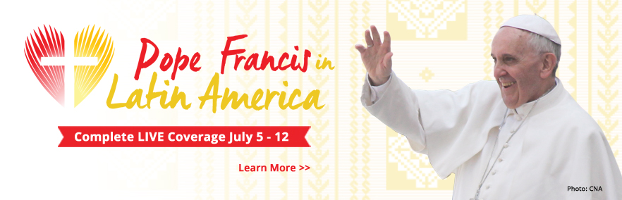 Papal Trip To Latin America 2015