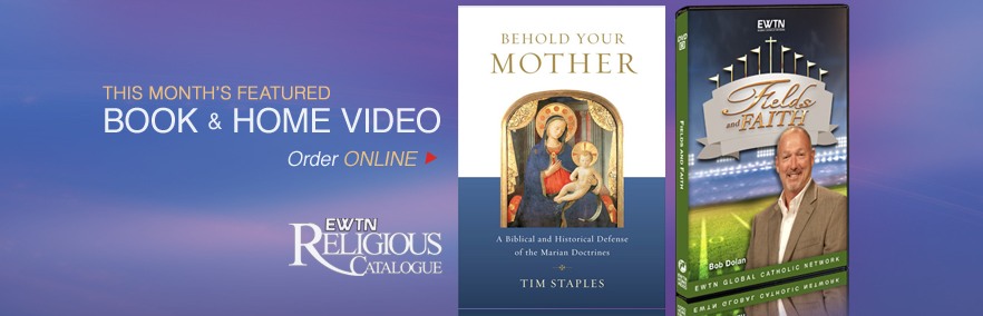 Religious Catalogue Featured Items for June
