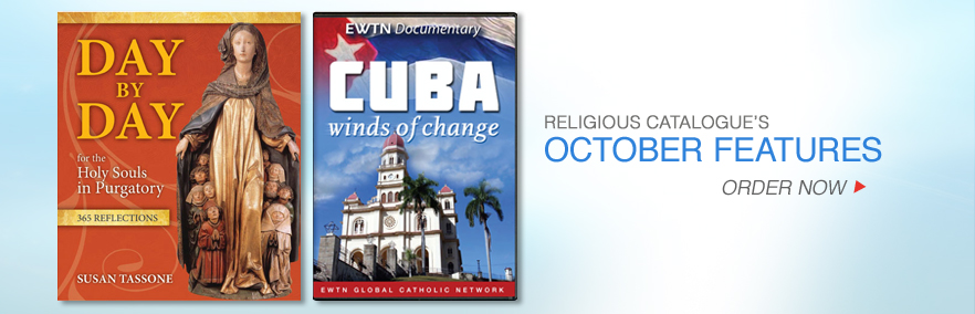 Religious Catalogue Featured Items for October