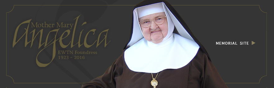 Mother Angelica Memorial