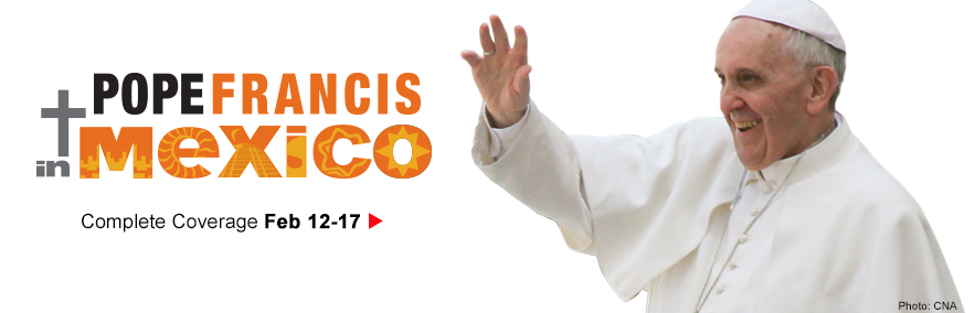 Papal Visit To Mexico
