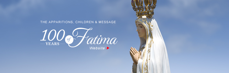 Fatima 100 Year website