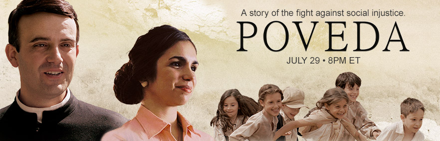 Poveda July 29 at 8 PM ET