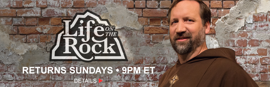 Life on the Rock Sundays at 9 PM ET