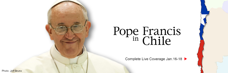 Papal Visit To Chile