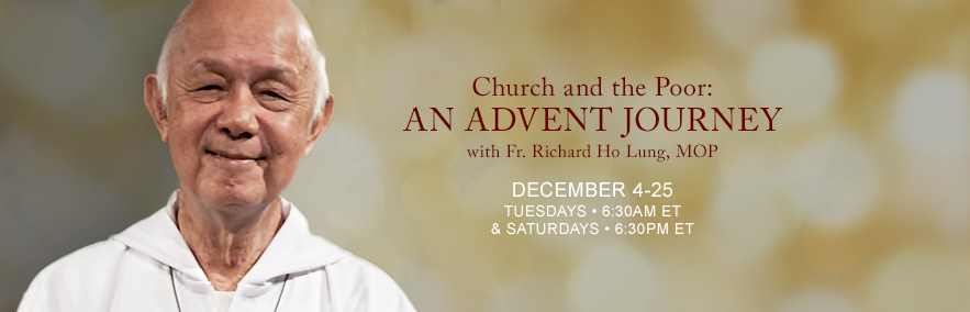 Church and the Poor: An Advent Journey
