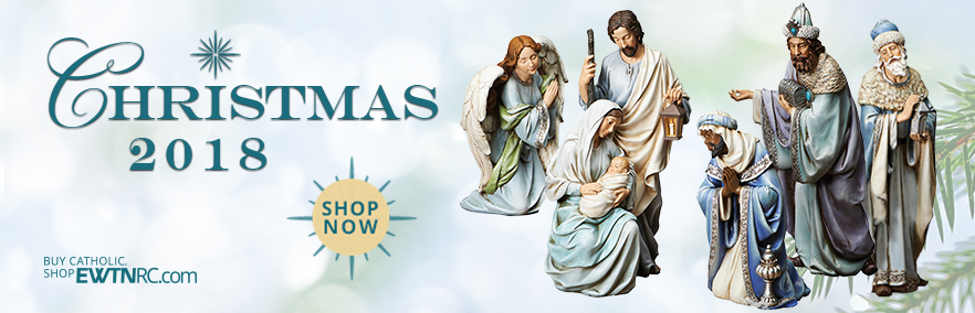 EWTN Religious Catalogue Christmas Catalog
