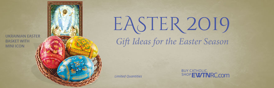 2019 Easter Gifts