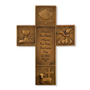 Sacraments of Initiation Wall Cross