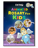 ANIMATED ROSARY FOR KIDS - DVD
