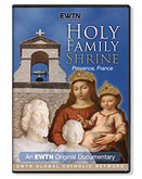 THE SHRINE OF THE HOLY FAMILY - DOCUMENTARY - DVD