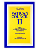 VATICAN COUNCIL II DOCUMENTS VOLUME 1