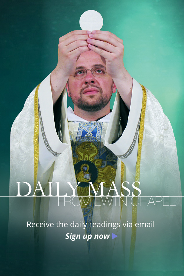 Sign Up for Daily Mass Readings