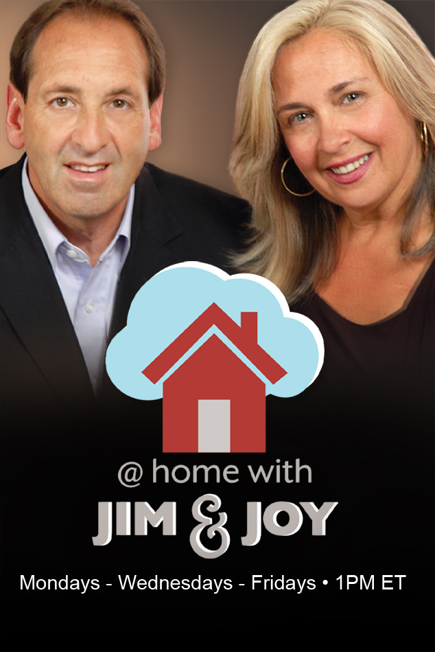 At Home With Jim and Joy
