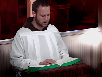 EWTN Daily Mass Readings, Daily Readings, & Catholic Mass