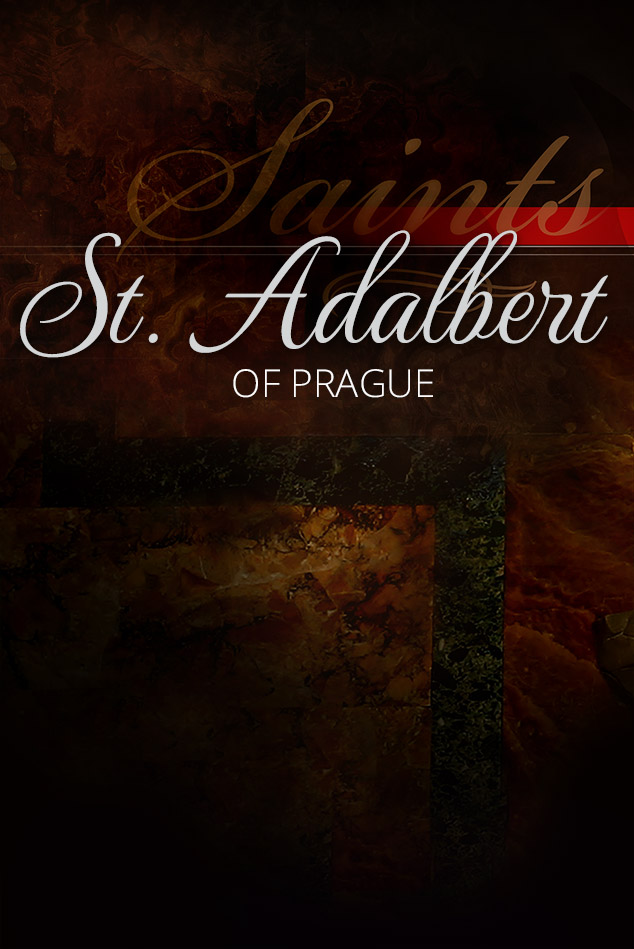 St. Adalbert of Prague
