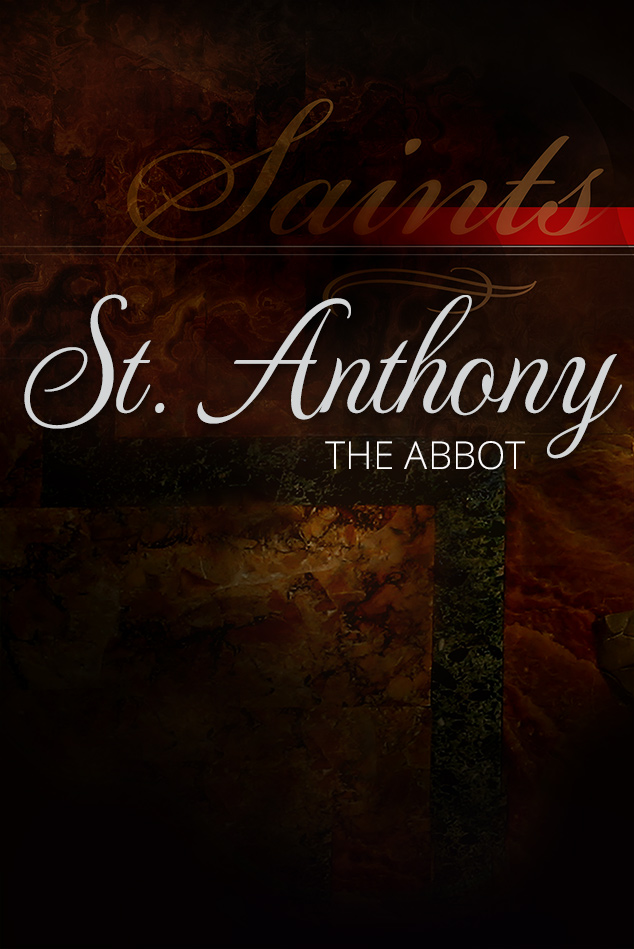 St  Anthony the Abbot | EWTN