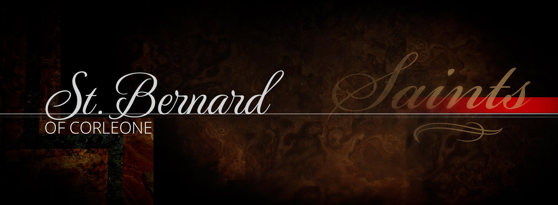Bernard of Corleone