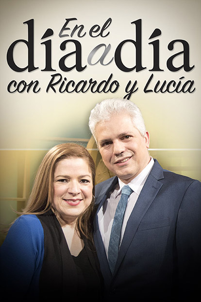 En el día a día con Ricardo y Lucía