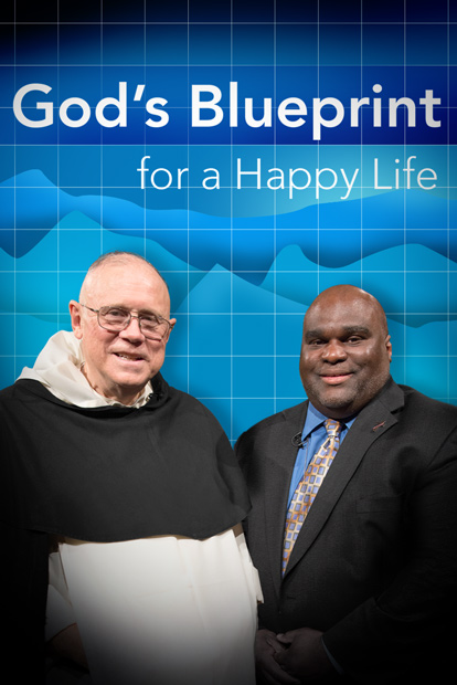GOD'S BLUEPRINT FOR A HAPPY LIFE