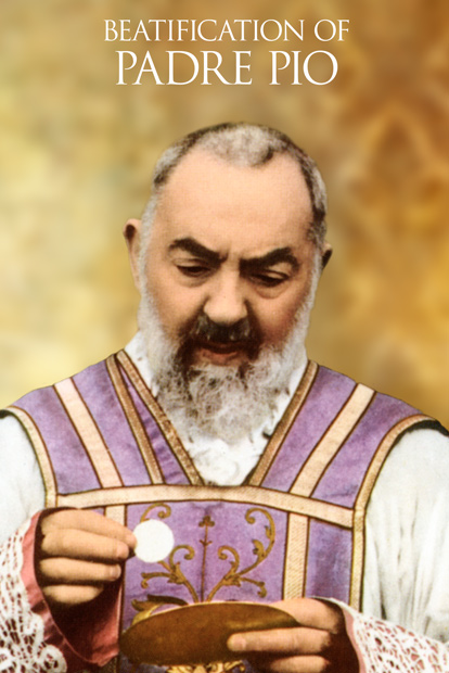 Padre Pios Beatification Special