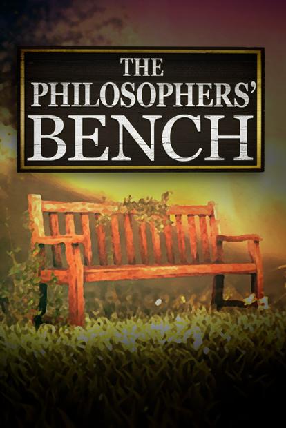 PHILOSOPHERS BENCH