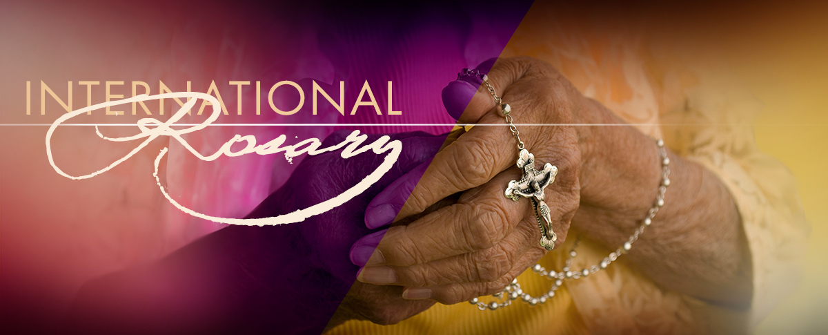 THE INTERNATIONAL ROSARY